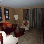 Suite loungeroom