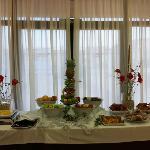 buffet de desayunos