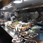 cucina a giorno