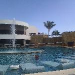 Pool @ Hyatt Regency Cancun