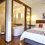 Standard Bedroom and Bathroom