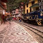 Aguis Calientas (you walk or you take the train)