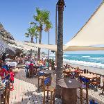 Luna Beach Club (Summer bar-restaurant)