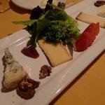 Cheese Platter - appetizer