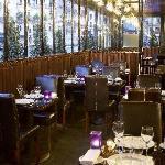 Terminus Café, Paris - la terrasse intérieure