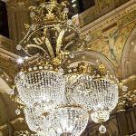 Hilton Paris Opera Le Grand Salon, detail