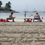 Puerto de Alcudia, beach/playa