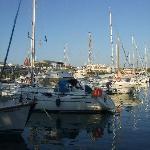 Puerto de Alcudia, marina