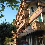 Alpenrose Hotel, Wengen