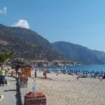 This is Oludeniz Beach