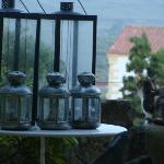 Terrace lamps