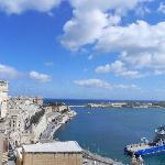 Grand Harbour, Valetta.
