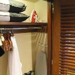 Stamford classic room - closet