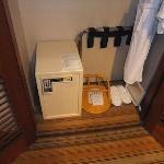 Stamford classic room - safe