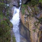 Der Zimitzwasserfall