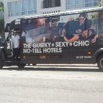 the South Beach Group FREE Airport Shuttle
