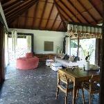 Jepun living room