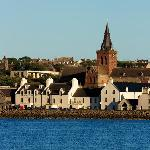 The Ayre Hotel in Kirkwall