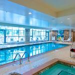 Indoor Heated Pool and Whirlpool