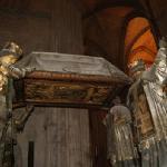 Christopher Columbus's casket