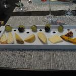 assortiment fromages