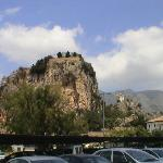 Guadalest from below