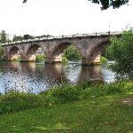 Perth Bridge (Smeaton's Bridge 1771)