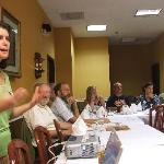 Frederick MainStreet Chamber Meeting