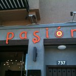 Entrance to Pasion - Irving Street