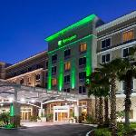 Bapa's Bistro is located inside the New Holiday Inn - Titusville