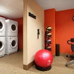Spin2 Cycle complete with complimentary guest laundry.