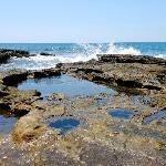 Natural Lava Sea Pools