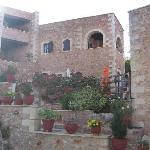 Vue de la villa n°5
