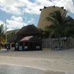 Melia Cozumel y Centro Buceo Prodive