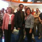Orlando Tour by NATO Delegate with Mayor of Orlando