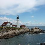 This is one of the main attractions. The beautiful lighthouse