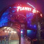 Planet Hollywood in Dwntown Disney