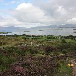 Clew Bay from Croagh Patrick, Westport