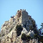 Saint Hilarion Castle Northern Cyprus