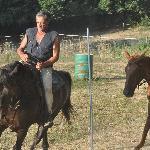 franco a cavallo