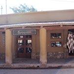 25.-Purmamarca: Terrazas de la Posta: Restaurante en el centro del pueblo