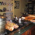 Dinner awaits!