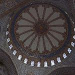 Cúpula Mezquita Azul