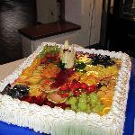 Kuchen v. Nachspeisenbuffet