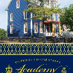 The Academy B & B is centrally located in downtown Annapolis, providing luxurious accommodations