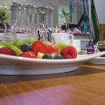 Fruit plate - perfect