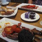 Full English - spot on