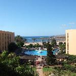 My lovely hotel.......................