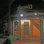 Rainy Night at Russell's