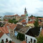 Cesky Krumlov, Medieval City dating from 13th Century